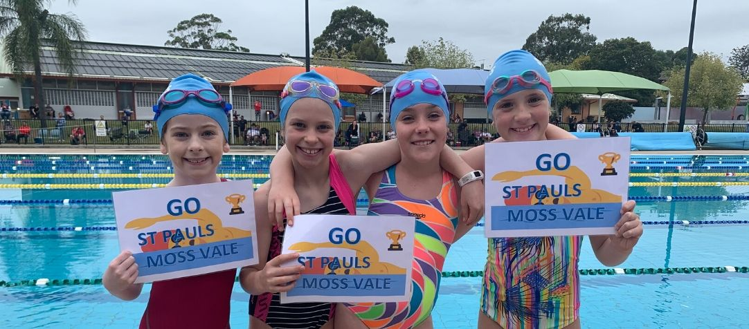 Swimming Carnival Season - District Representatives