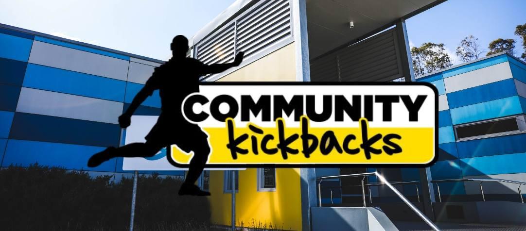 Rebel Sport's Community Kickback Program