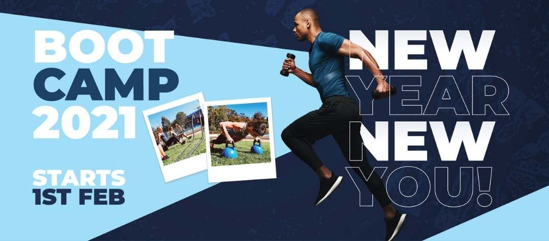 New Year, New You: Boot Camp 2021