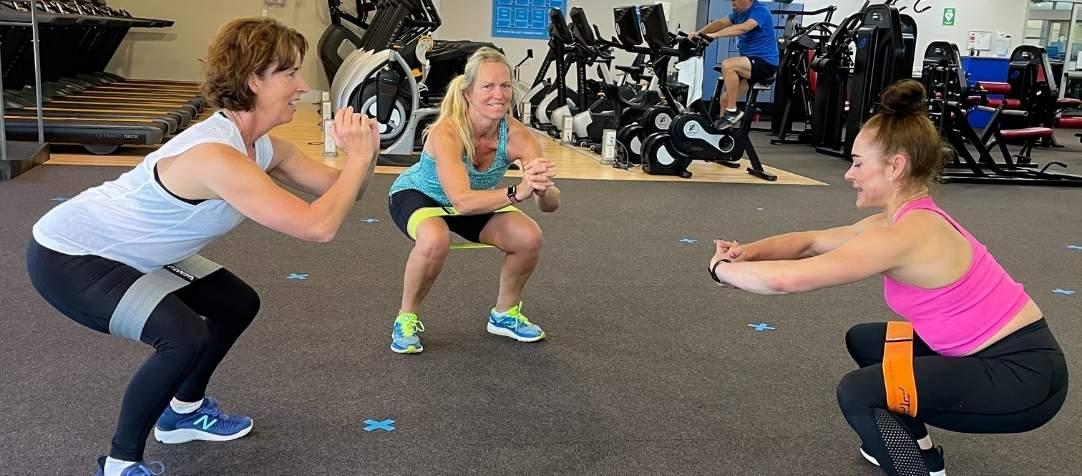 55 Squat Challenge Results